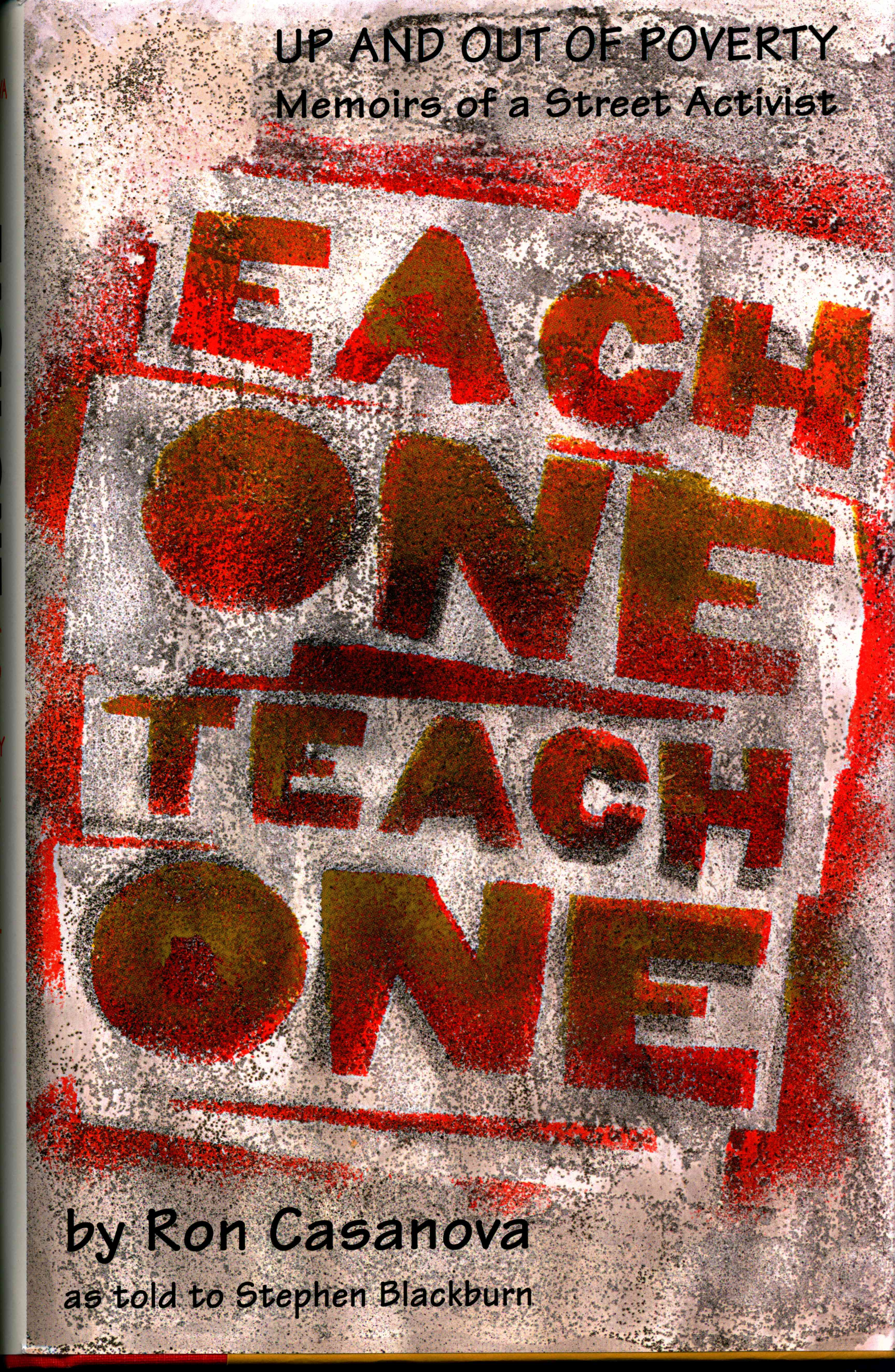 kairos center publications and researcheach one teach one by ron casanova   steven blackburn   northwestern university press