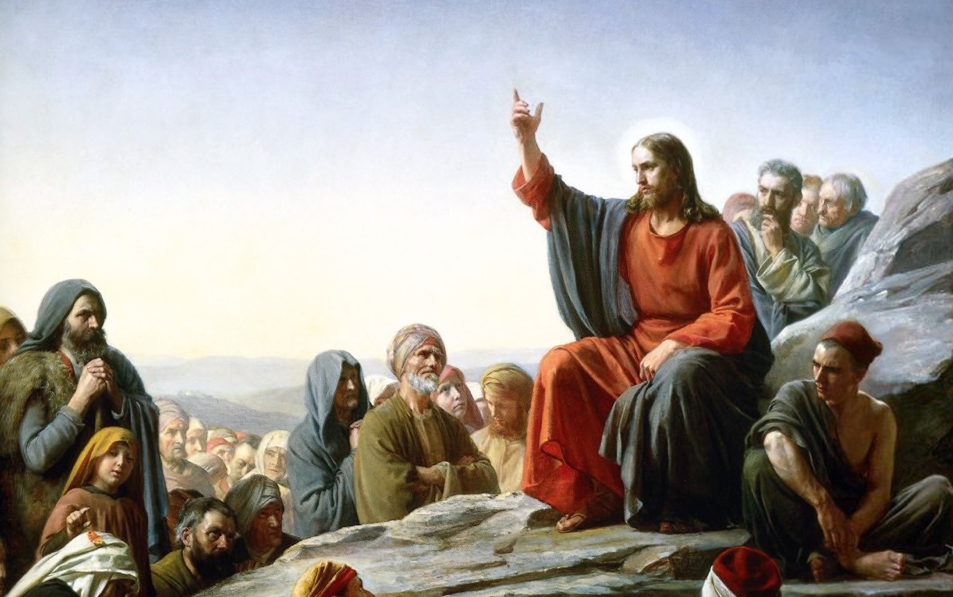 Jesus and Poverty: Preaching Power for Poor People