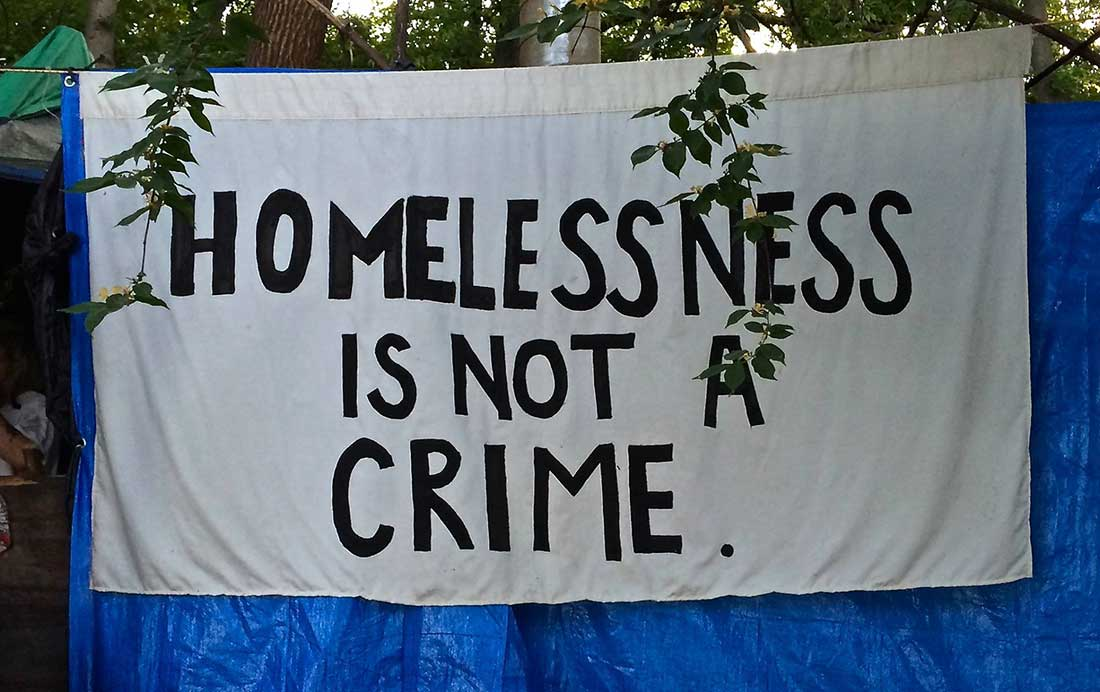 Christmas and homelessness