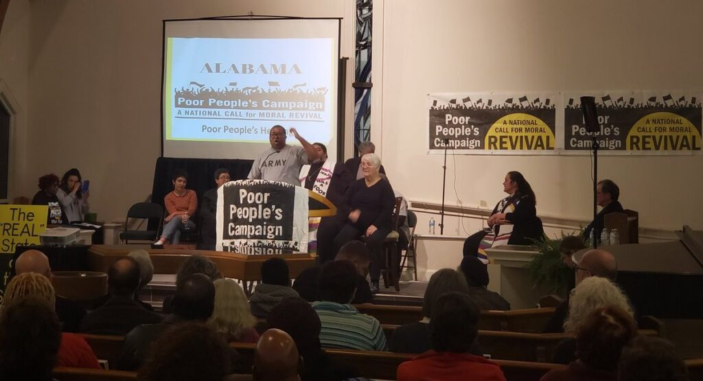 Alabama Poor People's Campaign