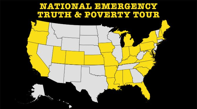 National Emergency Truth and Poverty Tour